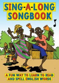 S-23 Sing-A-Long Songbook (size A4, 52 pages, for teachers and individuals)